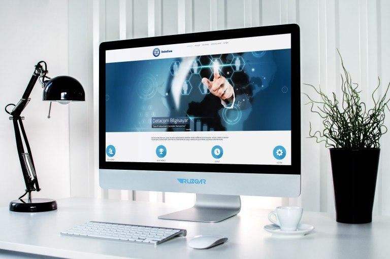 Datacom Web Sitesi Yayında