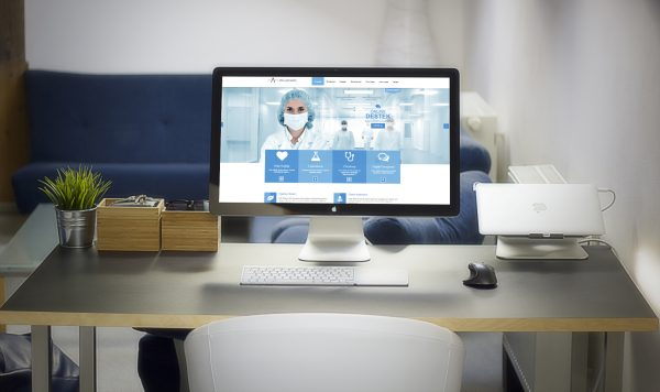 Giresun Ada Hastanesi Web Tasarım